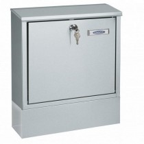 Large Capacity Inox Stainless Steel Stylish Letterbox 740 Pro First