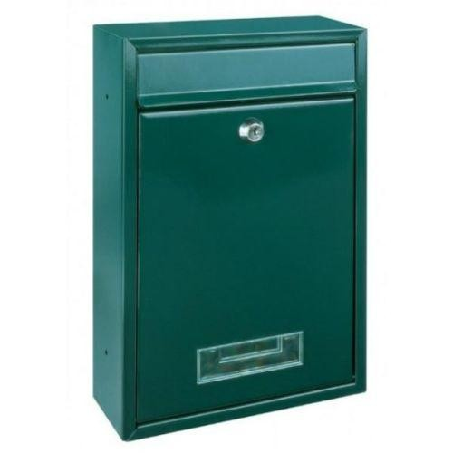 Compact Green Post Box Pro First 480 Mailbox