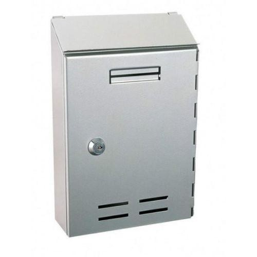 Indoor Silver Post Box Pro First 500 Mailbox