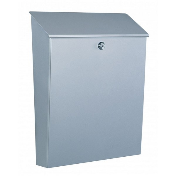 Large Capacity A4 Stainless Steel Post Box Pro First 640 Mailbox