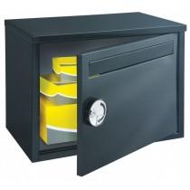 Parcel Keeper Black Rottner Letterbox Safe T05766