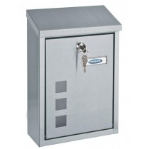 Stainless Steel Post Box Modern Decorative 760 Inox Pro First