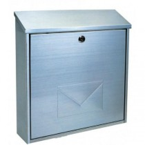 Large Capacity A4 Modern Stylish Stainless Steel Post Box Pro First 260