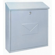 Large White A4 Letter Slot Post Box Pro First 170