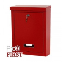 Robust A4 Top Loading Steel Post Box Pro First 470 Letter Box