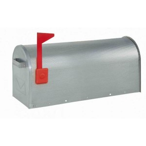 Aluminum US Mailbox 630 Post Box